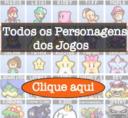 Personagens Super Mario