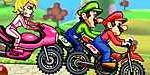 mario moto corrida