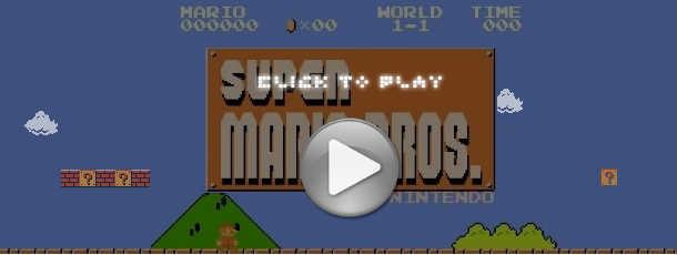 Super Mario Clássico