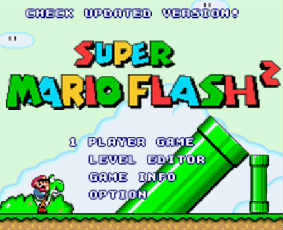 SuperMario Flash2